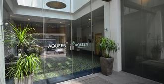 Aqueen Lavender Hotel - Singapore - Building