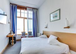Hotel Kyriad Saint Malo Plage - Saint-Malo - Bedroom