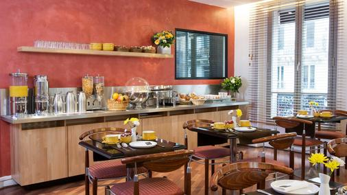 Hôtel Excelsior Opéra - Paris - Dining room