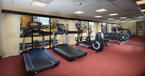 Hyatt Place Savannah Airport - Savannah - Gym