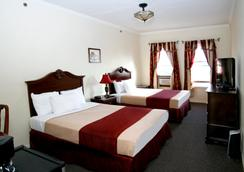 Hollywood Historic Hotel - Los Angeles - Bedroom