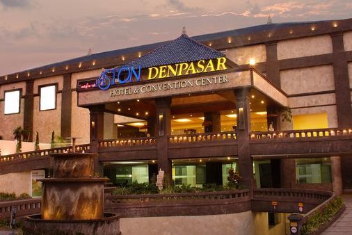 Aston Denpasar Hotel and Convention Center - Denpasar - Building