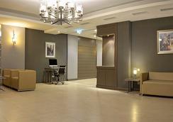 City Avenue - Tbilisi - Lobby