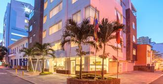 Hotel Ms Centenario Superior - Cali - Building