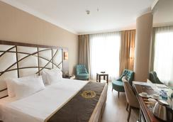 The Grand Mira Business Hotel - Istanbul - Bedroom