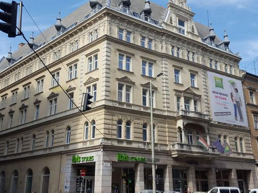 Ibis Styles Budapest Center - Budapest - Outdoor view