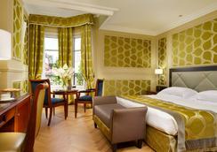 Grand Visconti Palace - Milan - Bedroom