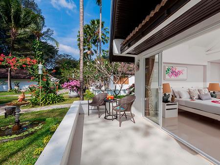 Thavorn Beach Village Resort & Spa Phuket - Kamala - Patio