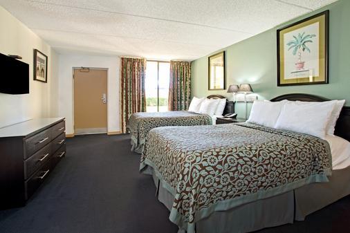 Days Inn Orlando Airport Florida Mall - Orlando - Bedroom
