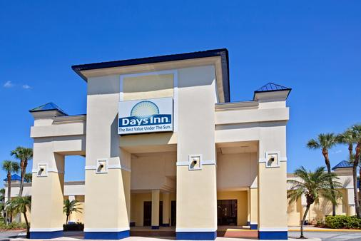 Days Inn Orlando Airport Florida Mall - Orlando - Building