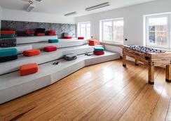 Oberstdorf Hostel - Oberstdorf - Lounge
