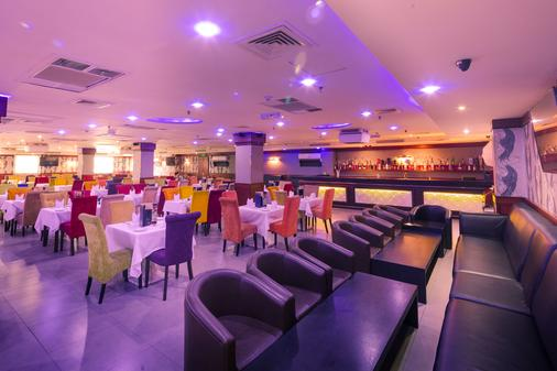 Gulf Pearl Hotel - Manama - Restaurant