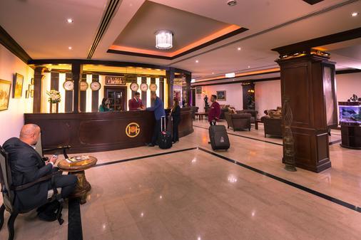 Gulf Pearl Hotel - Manama - Lobby