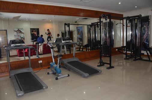 Gulf Pearl Hotel - Manama - Gym
