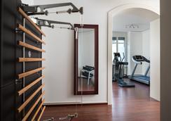 The Ritz-Carlton, Hotel de la Paix, Geneva - Geneva - Gym