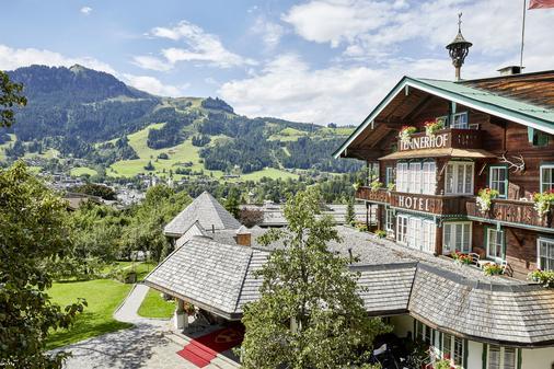 Tennerhof Gourmet & Spa de Charme Hotel - Kitzbühel - Outdoor view