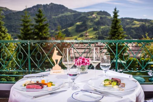 Tennerhof Gourmet & Spa de Charme Hotel - Kitzbühel - Restaurant