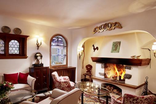 Tennerhof Gourmet & Spa de Charme Hotel - Kitzbühel - Lounge