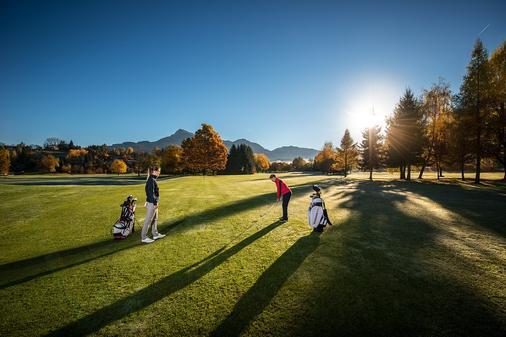 Tennerhof Gourmet & Spa de Charme Hotel - Kitzbühel - Golf course