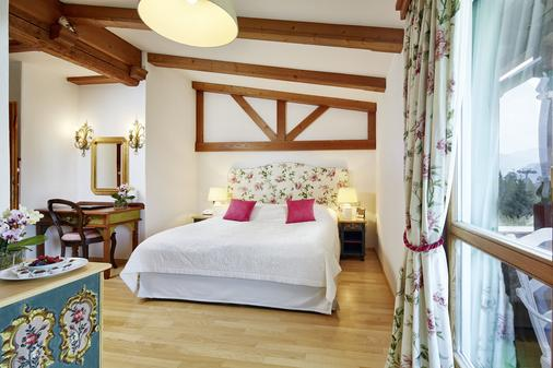 Tennerhof Gourmet & Spa de Charme Hotel - Kitzbühel - Bedroom