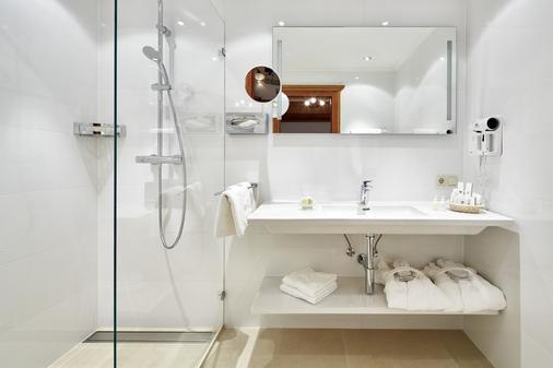 Tennerhof Gourmet & Spa de Charme Hotel - Kitzbühel - Bathroom