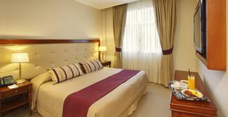 Hotel Intersur Recoleta - Buenos Aires - Bedroom