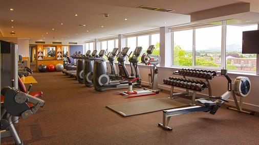 Clayton Hotel Burlington Road - Dublin - Gym
