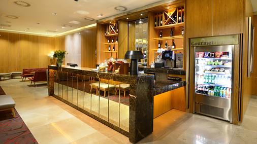 Clayton Hotel Burlington Road - Dublin - Front desk