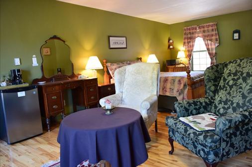 Wild Rose Inn - Moncton - Living room