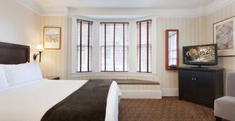 Executive Hotel Vintage Court - San Francisco - Bedroom
