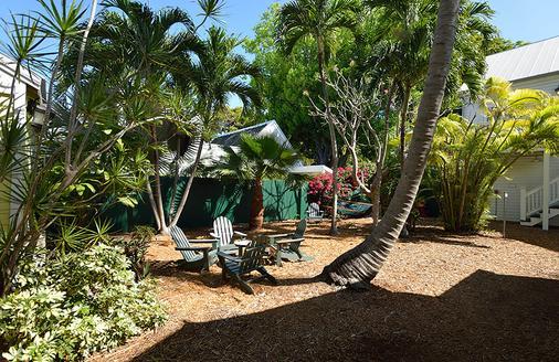 Key Lime Inn - Key West - Key West - Patio