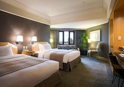 Ambassador Hotel Kaohsiung - Kaohsiung - Bedroom