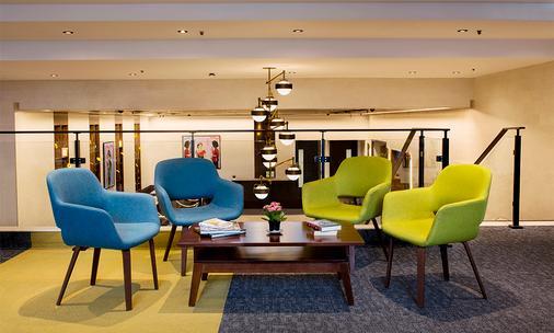 St Giles London - A St Giles Hotel - London - Lounge