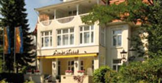 Park-Hotel Timmendorfer Strand - Timmendorfer Strand - Building