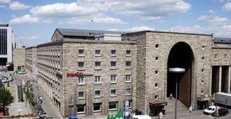 Intercityhotel Stuttgart - Stuttgart - Building