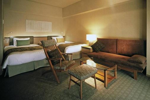 Hotel Niwa Tokyo - Tokyo - Bedroom