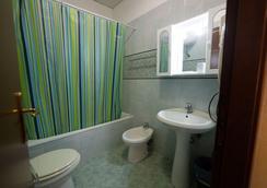 Hotel Farini - Rome - Bathroom