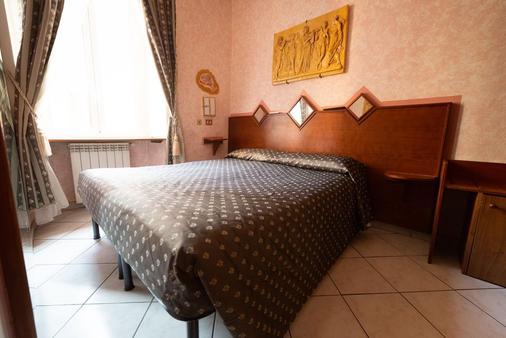 Hotel Farini - Rome - Bedroom