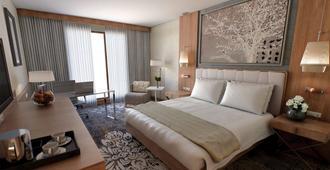 DoubleTree by Hilton Krakow Hotel & Convention Center - Krakow - Bedroom