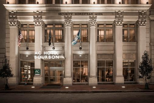 AC Hotels by Marriott New Orleans Bourbon - New Orleans - Building