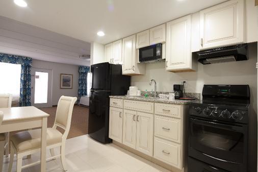Dunes Manor Hotel and Dunes Suites - Ocean City - Kitchen