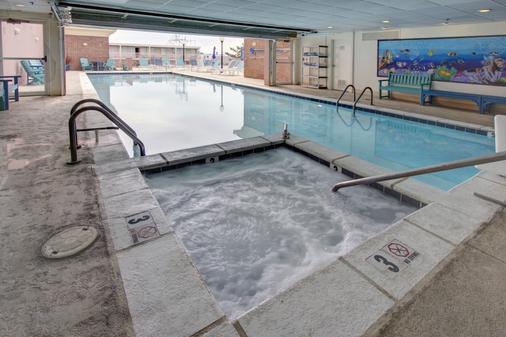 Dunes Manor Hotel and Dunes Suites - Ocean City - Pool