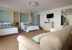 Dunes Manor Hotel and Dunes Suites - Ocean City - Bedroom