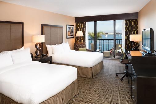 Hilton San Diego Airport/Harbor Island - San Diego - Bedroom