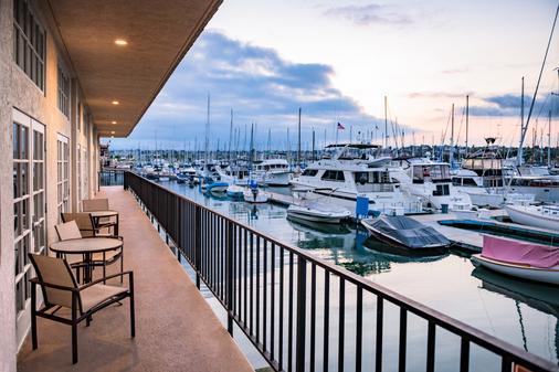 Hilton San Diego Airport/Harbor Island - San Diego - Balcony