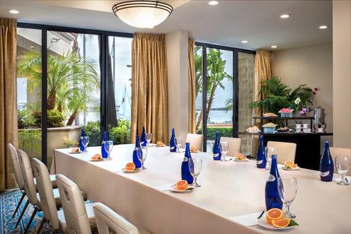 Hilton San Diego Airport/Harbor Island - San Diego - Meeting room