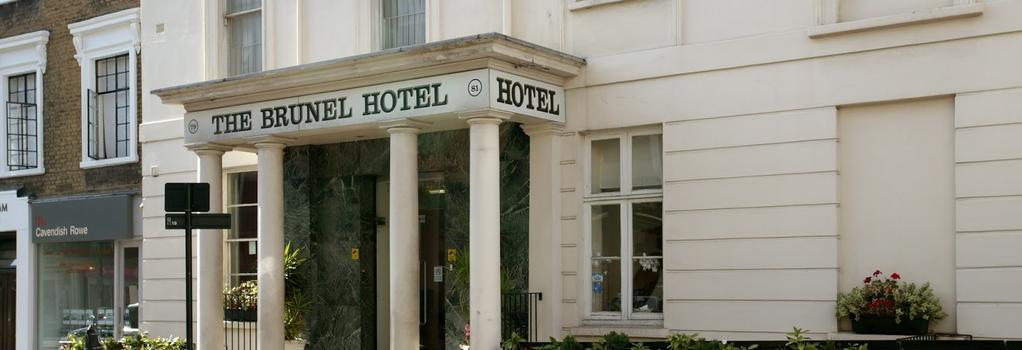 Brunel Hotel - London - Building