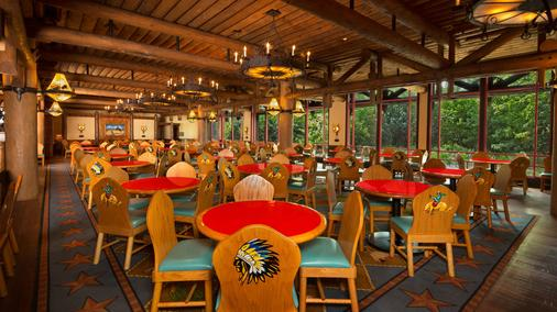 Disney's Wilderness Lodge - Lake Buena Vista - Restaurant