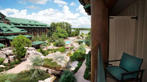 Disney's Wilderness Lodge - Lake Buena Vista - Outdoor view