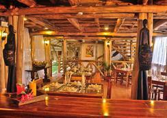 Palo Alto Bed & Breakfast - Puerto Princesa - Restaurant